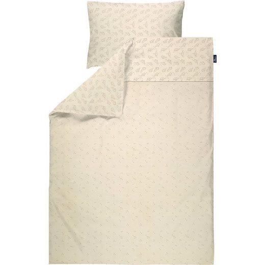 Bettwäsche »Bettwäsche Organic Cotton Starfant, 100 x 135 + 40«, Alvi®