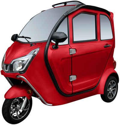 ECABINO Elektromobil »3-Rad eLizzy Premium 25 km/h - mit Vor-Ort-Einweisung«, 1000 W