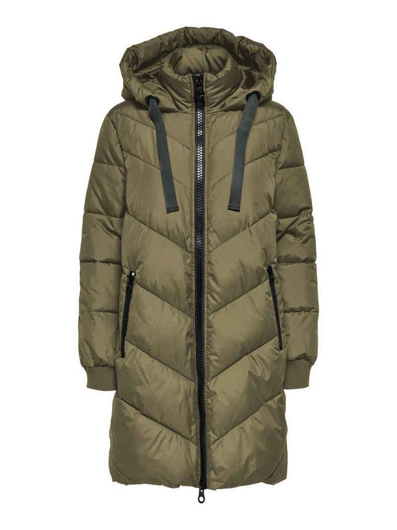 JACQUELINE de YONG Winterjacke »3398« JDY Damen Wattierte Parka Steppjacke Winter JDYSKYLAR