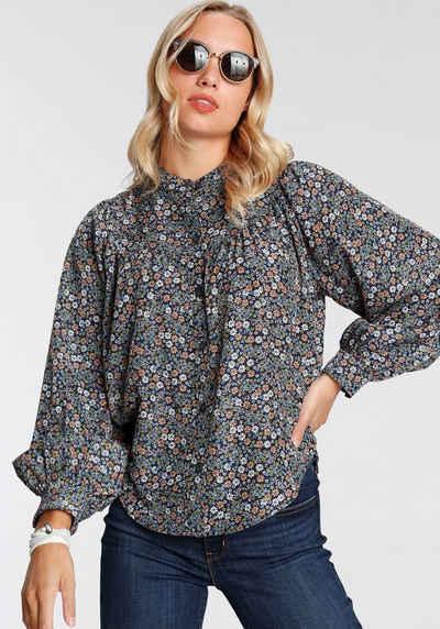 Levi's® Hemdbluse »ELISE BLOUSE« in geblümter Optik