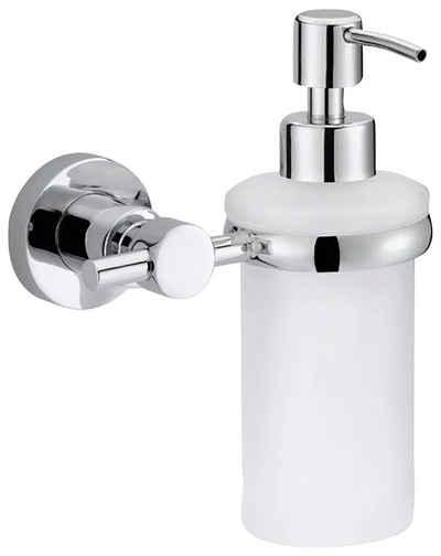 Nie wieder bohren Seifenspender »Pro 040«, (2-tlg), ohne bohren