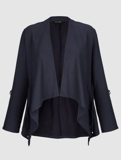 Dress In Blazer in offener Form