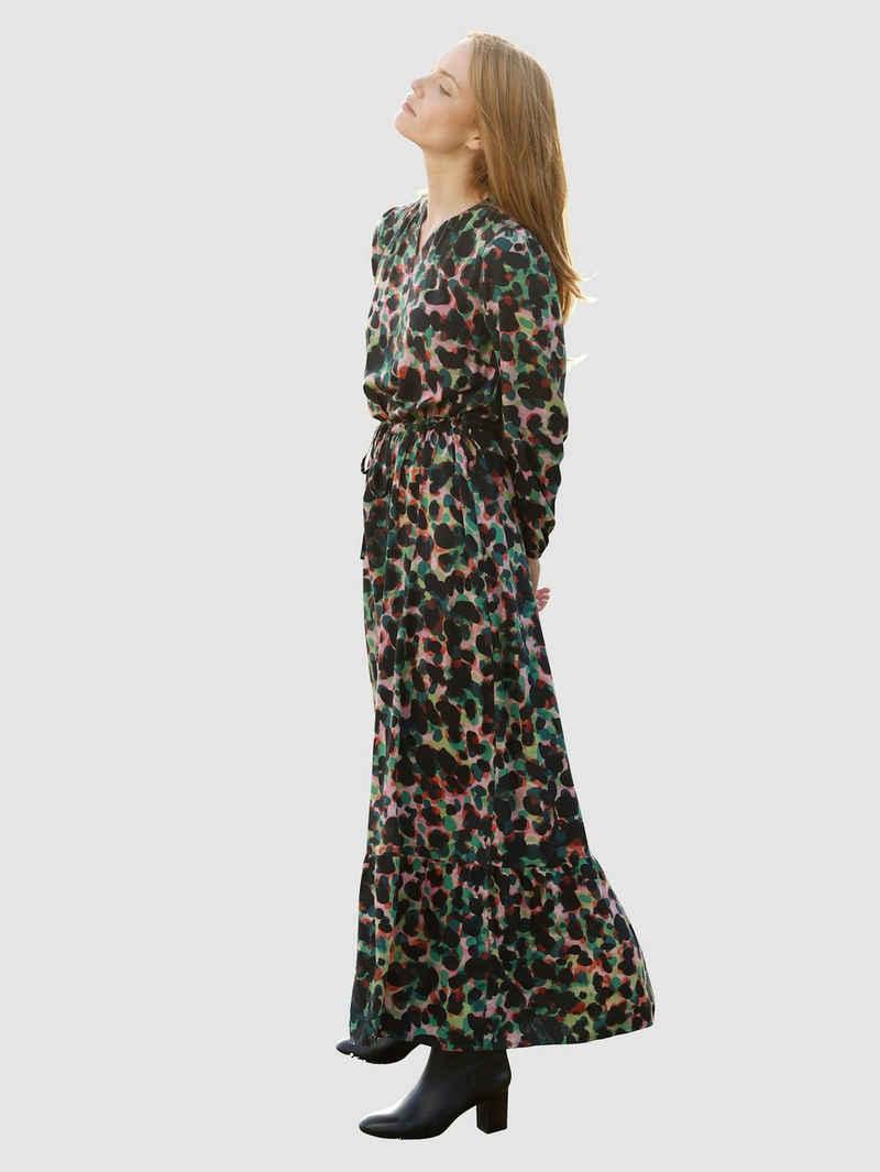 Laura Kent Sommerkleid in floralem Dessin