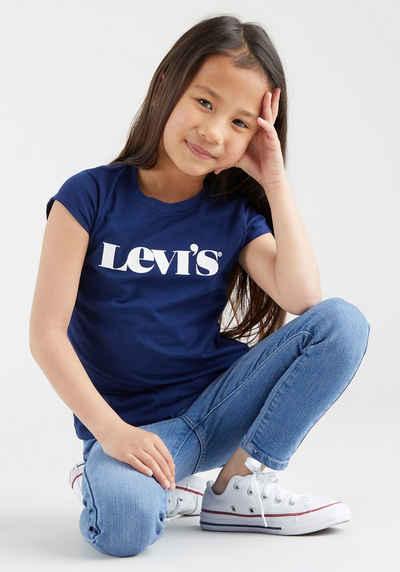 Levi's Kidswear T-Shirt mit schlichtem Logodruck