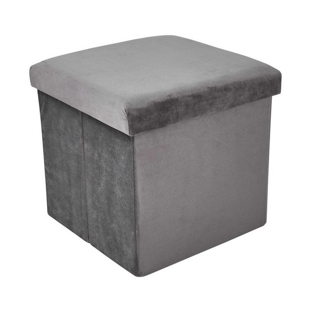 Sessel und Hocker - BUTLERS Sitzhocker »BOXSPRING«  - Onlineshop OTTO