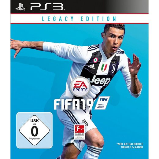 Electronic Arts PS3 Fifa 19 - Legacy Edition