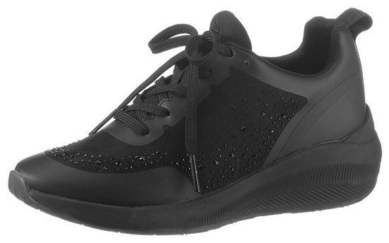 Tamaris »Fashletics« Sneaker mit funkelnden Steinchen verziert