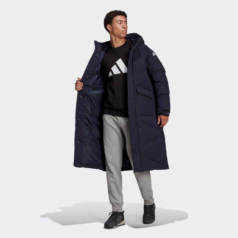 adidas Performance Winterjacke »Big Baffle Daunenmantel«