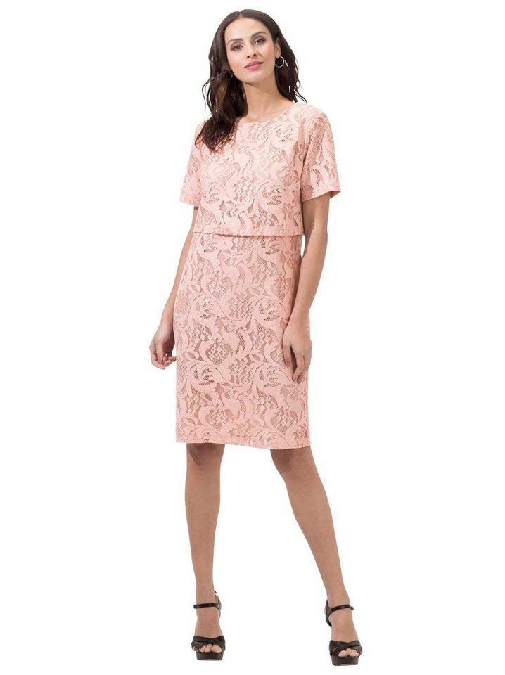 Festtagsmode - Lady Spitzenkleid »Kleid« ›  - Onlineshop OTTO