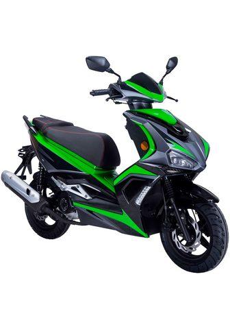 GT UNION Motorroller »Striker« 50 ccm 45 km/h E...
