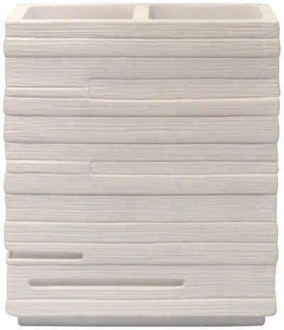Ridder Zahnbürstenhalter »Brick«, (1-St), UV-beständig