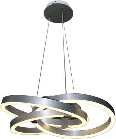 näve LED Pendelleuchte »Divora«, LED Hängelampe, LED Hängeleuchte, Smart Home