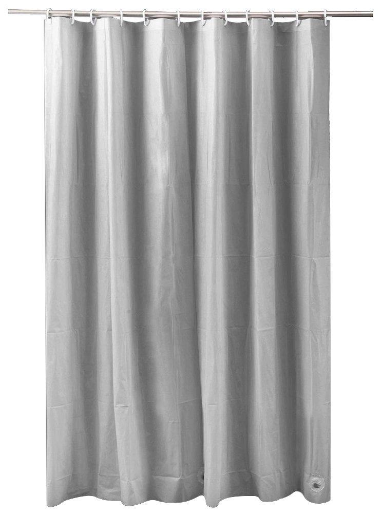 Duschvorhang Textil »Kito« Farbe Schiefer 180x180 cm Kleine Wolke