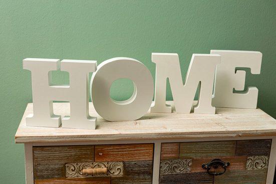 Home affaire Deko-Buchstaben »Zora«, Home
