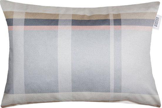Kissenbezüge »Scandi«, SCHÖNER WOHNEN-Kollektion (1 Stück), im skandinavischen Stil