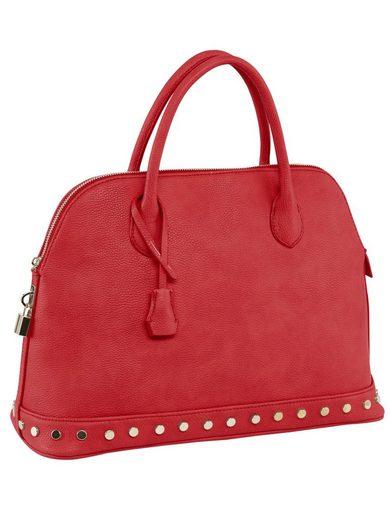 Tasche mit dekorativen Details mit dekorativen Details