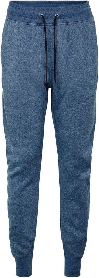 g-star raw -  Sweatpants »Premium Core 3D Tapered Sweatpants« 3D Jogginghose mit abgerundeter Designlinie am Knöchel