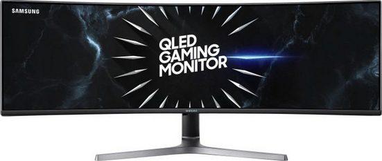 Samsung LC49RG94SSUXZG Curved Monitor »124,2 cm (49) WQHD, 4 ms«
