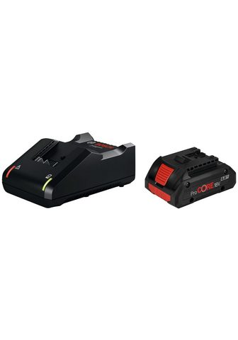 Bosch Professional Powertools »Starter-Set« Akku-Set su Schnell-Lade...