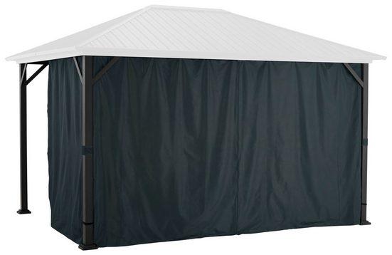 KONIFERA Seitenteile für Pavillon »Samos«, für 300x400 cm, 2 Stk.