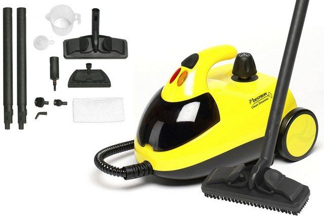 bestron Dampfreiniger DWJ5280  1500 Watt  beutellos   Flur & Diele > Haushaltsgeräte > Dampfreiniger   Bestron