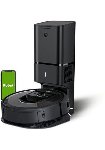 iRobot Saugroboter Roomba i7+ (i7558) su auto...