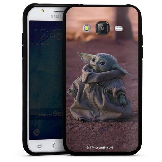 DeinDesign Handyhülle »Star Wars The Child looking up« Samsung Galaxy J5 (2015), Hülle Star Wars The Child Baby Yoda