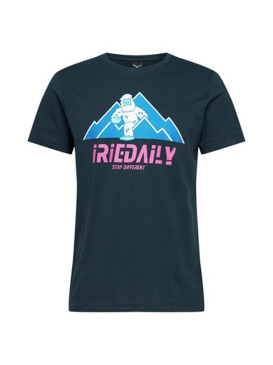 iriedaily T-Shirt »Stay Yeti«