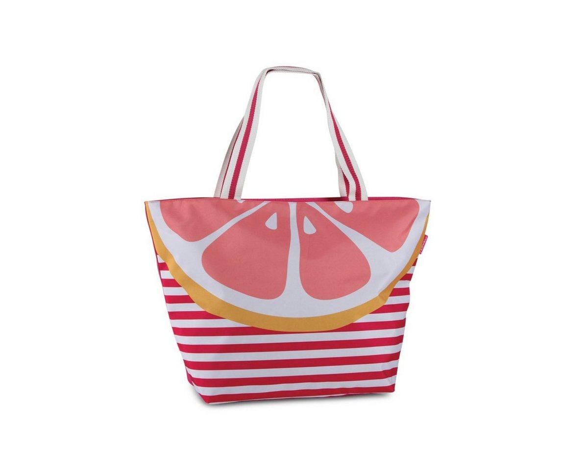 fabrizio® -  Tragetasche »Badetasche Grapefruit«
