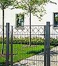 ARVOTEC Zaun-Einzeltür »Karo«, BxH: 100x100 cm, Bild 1