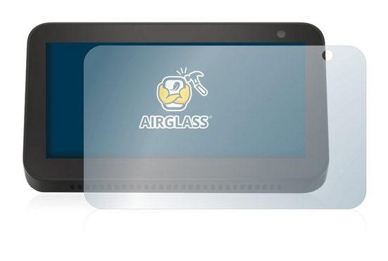 BROTECT Schutzfolie »Panzerglasfolie für Amazon Echo Show 5 (3. Generation)«, Schutzglas Glasfolie klar