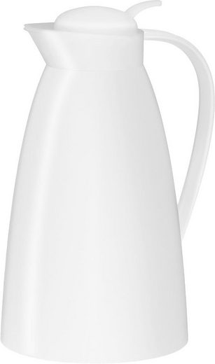 Alfi Isolierkanne »Eco«, 1,0 l, Kunststoff mit Vakuum-Glaseinsatz