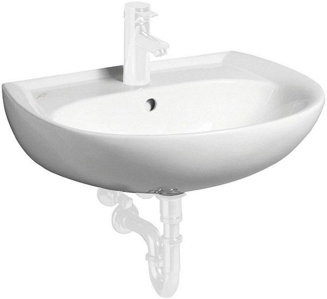 Waschtische - GEBERIT Waschbecken »Renova Nr. 1«, halbrund, 60 cm, mit KeraTect  - Onlineshop OTTO