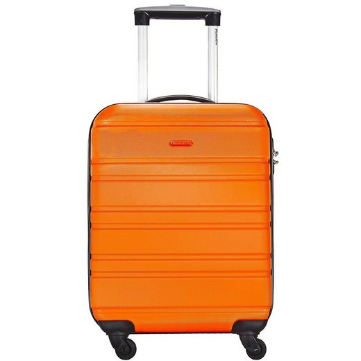 CHECK.IN® Paradise Napoli 4-Rollen Trolley 55 cm