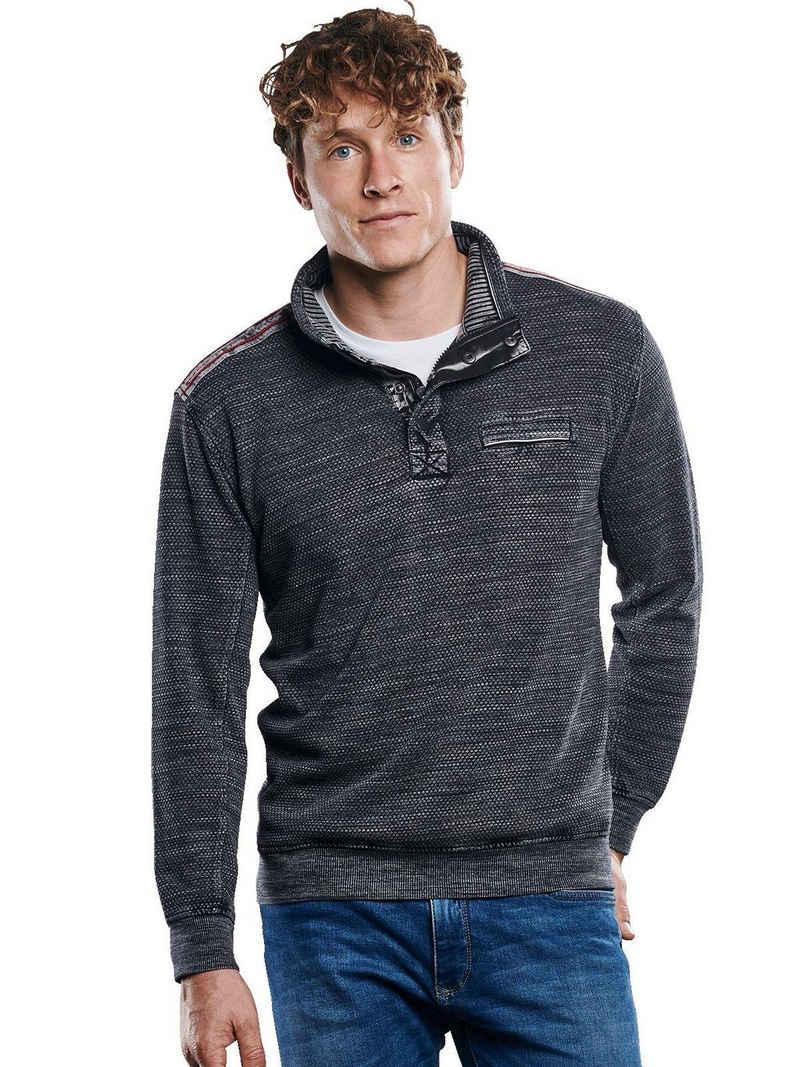 Engbers Sweatshirt »Sportliches Rugby-Shirt«
