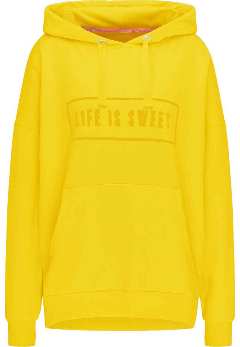 Frieda & Freddies Kapuzensweatshirt »Sweat-Hoodie«