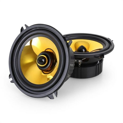 "Auna Goldblaster Auto-Lautsprecher 13cm (5"") 1000W Paar Auto-Lautsprecher"