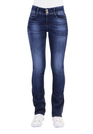 Le Temps Des Cerises Slim-fit-Jeans »POWERB« im klassischen 5-Pocket-Stil