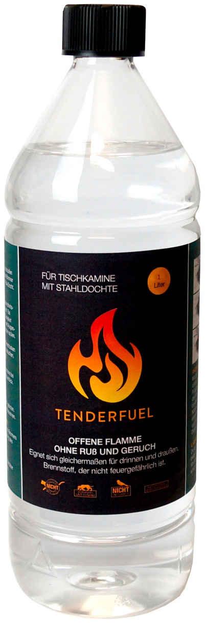 TENDERFLAME Sicherheitsbrennstoff »Tenderfuel«, 1 l, (1-St), geeignet für Tenderflame Tischfeuer