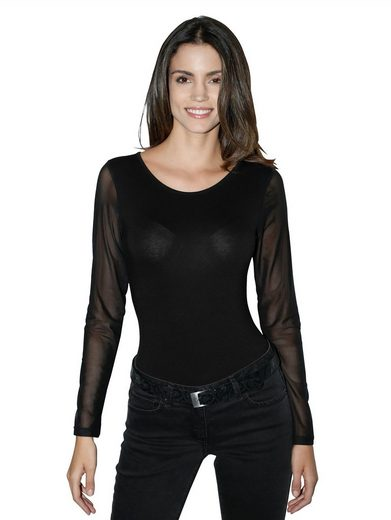 Amy Vermont Body aus Jersey