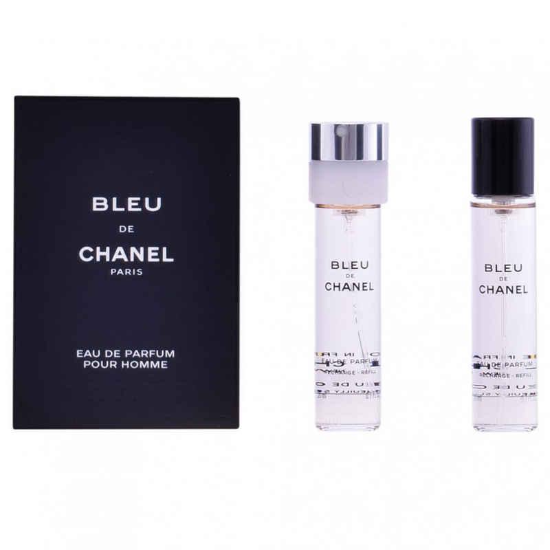 CHANEL Eau de Toilette »Chanel Bleu EDP Travel Spray Refills 3 x 20ML«