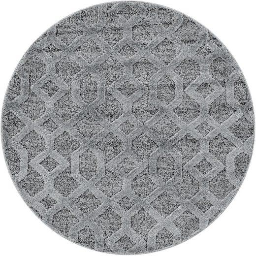 Teppich »PISA 4702«, Ayyildiz, rund, Höhe 20 mm