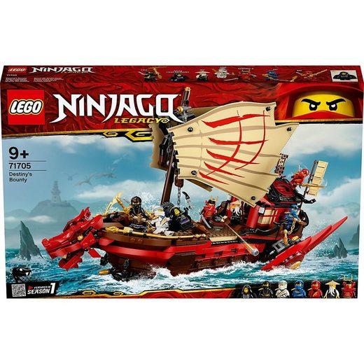 LEGO® Konstruktions-Spielset »LEGO® NINJAGO® 71705 Ninja-Flugsegler«
