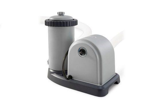 STEINBACH Kartuschen-Filterpumpe »OPTIMO 636G«, für Pools bis 21.000 l Wasserinhalt
