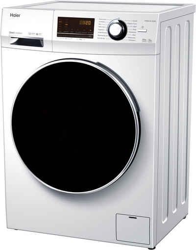 Haier Waschmaschine HW80-B14636N, 8 kg, 1400 U/min