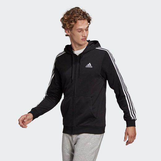 adidas Performance Kapuzensweatjacke »ESSENTIALS FULL-ZIP HOODIE«