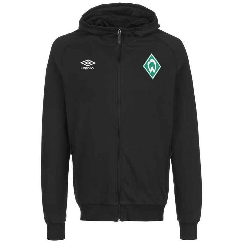 Umbro Kapuzensweatjacke »Sv Werder Bremen Travel«