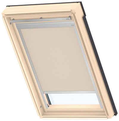 Dachfensterrollo »DBL C02 4230«, VELUX, verdunkelnd
