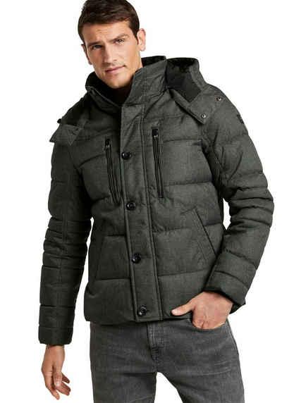 TOM TAILOR Winterjacke mit vielen Taschen