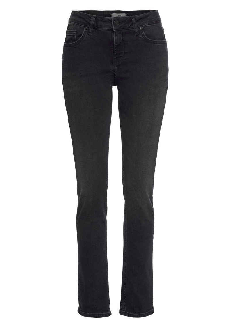 LTB Skinny-fit-Jeans »ASPEN Y« mit extra schmalem Bein und normaler Leibhöhe im 5-Pocket-Stil